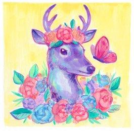 colorful deer nursery wall art.jpg