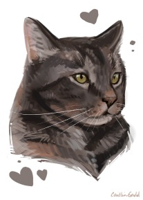 cat-pet-portrait-digital-painting