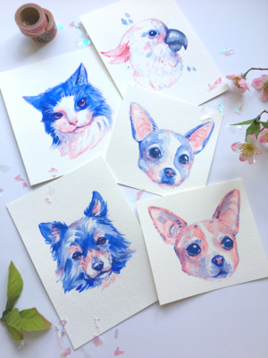 pink and blue pet portrait paintings in watercolor.png